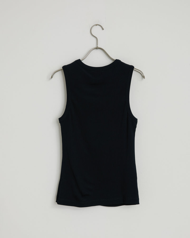 The Rib Nineties Shell in Navy