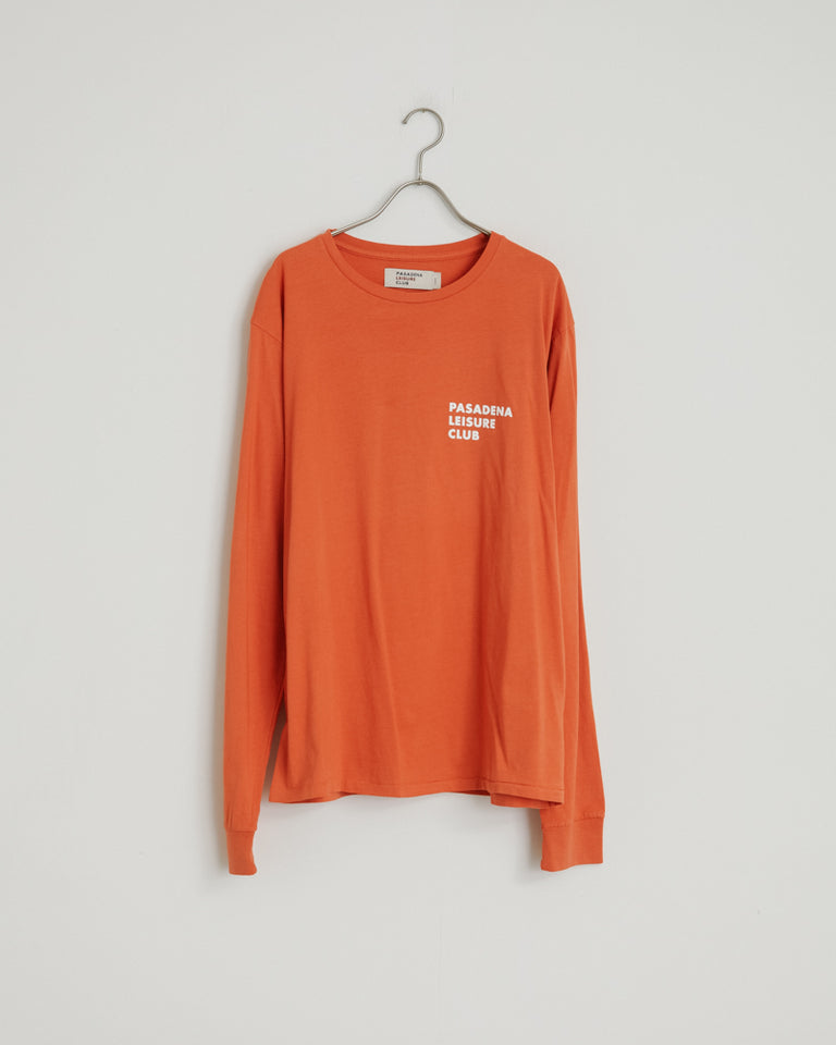 Puff Tee in Orange