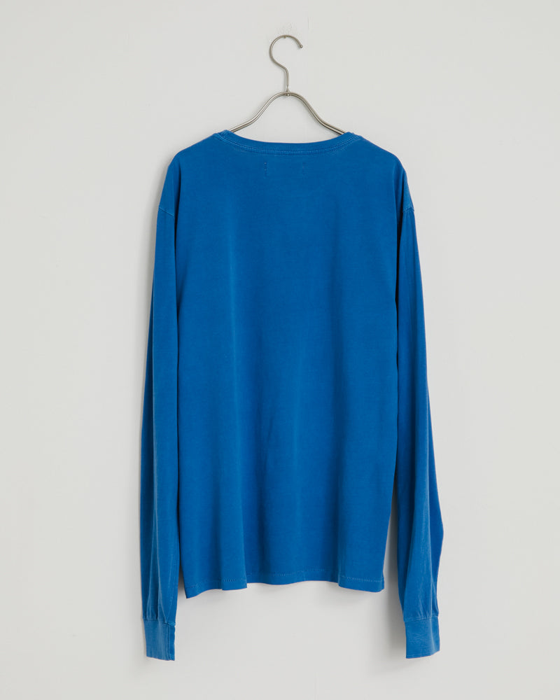 Puff Tee in Blue