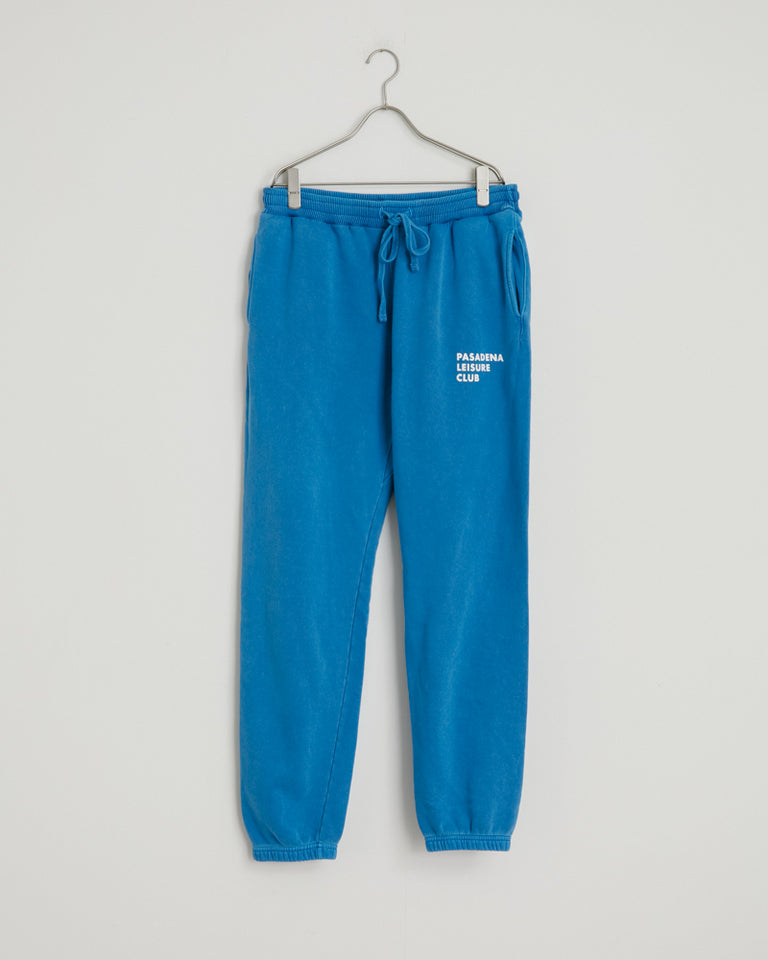 Puff Sweatpant in Blue