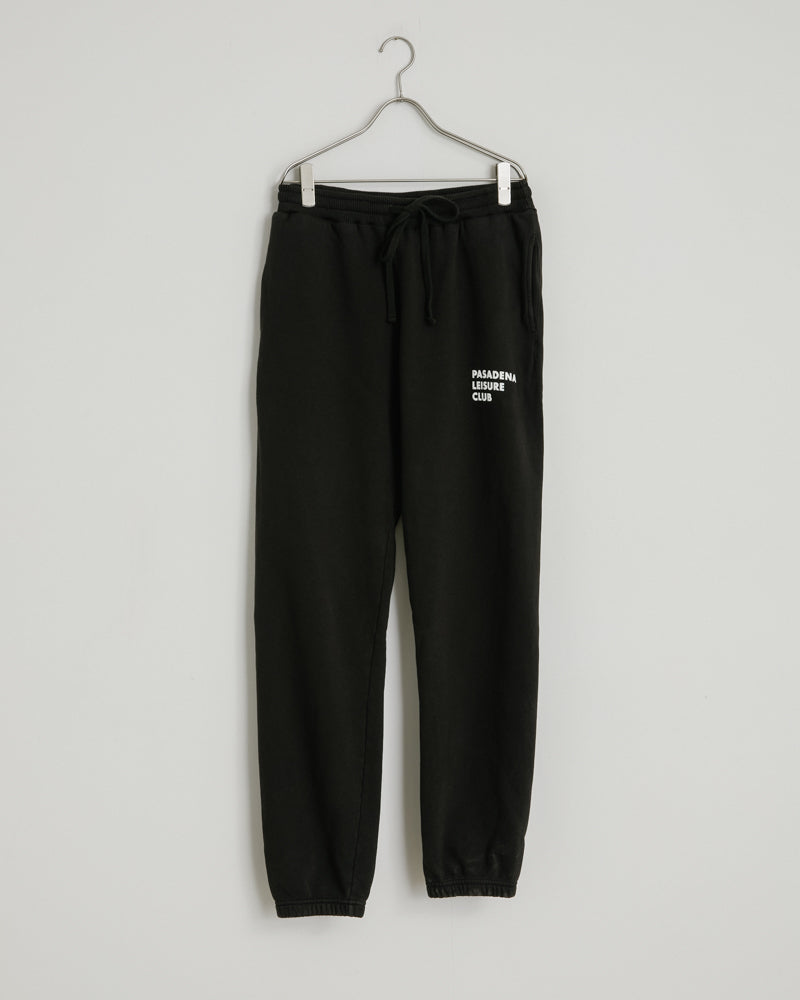 Sweatpant in Black