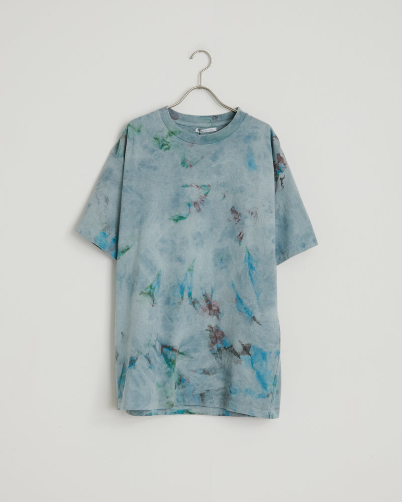 Marble Mix University Tee in Shasta