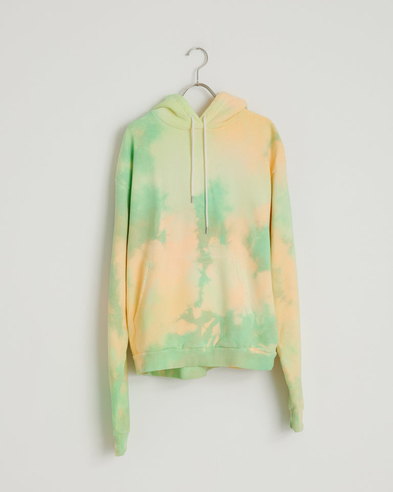 Marble Mix Beach Hoodie in Smarties
