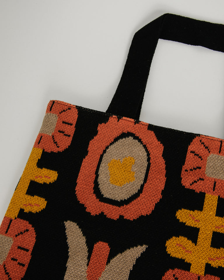 Luella Tote Bag in Black