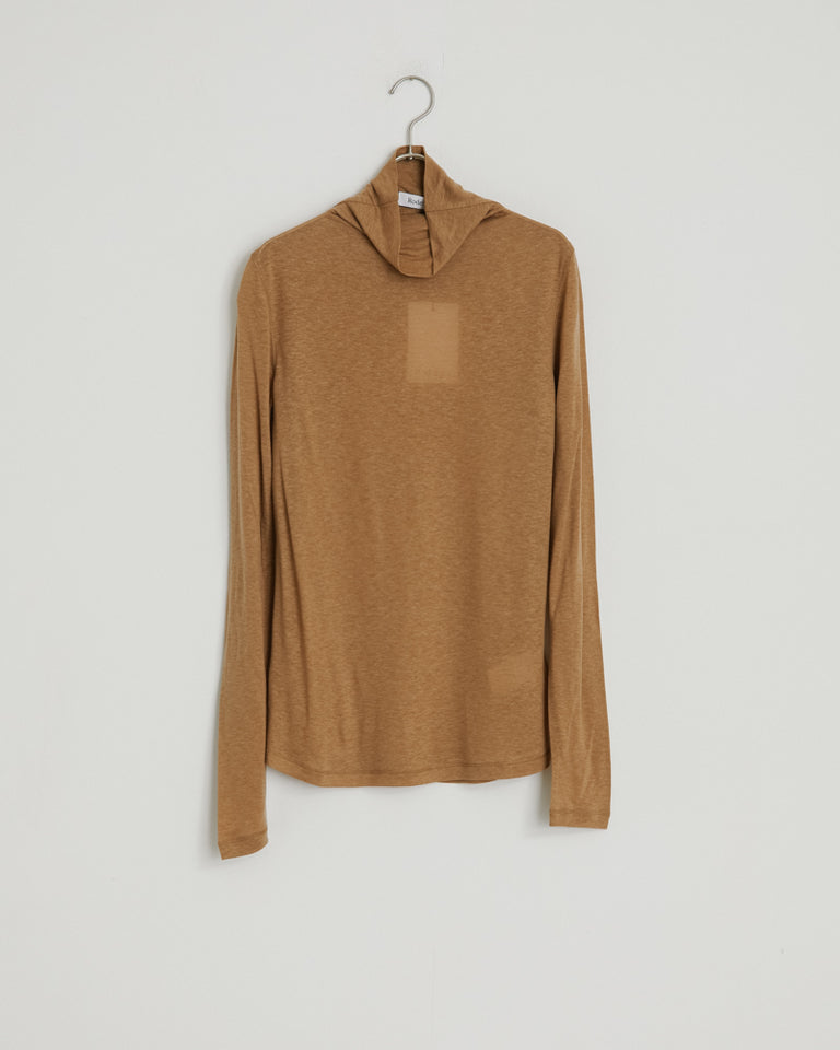 Kena Top in Camel