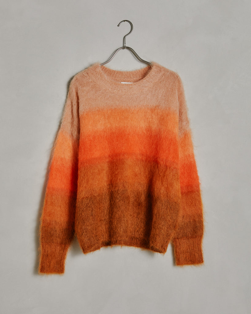 Drussell Pullover in Apricot
