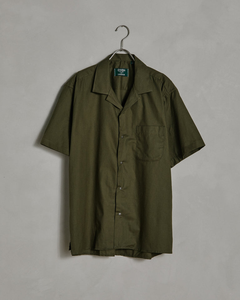 Kashmyl Camp Shirt in Army