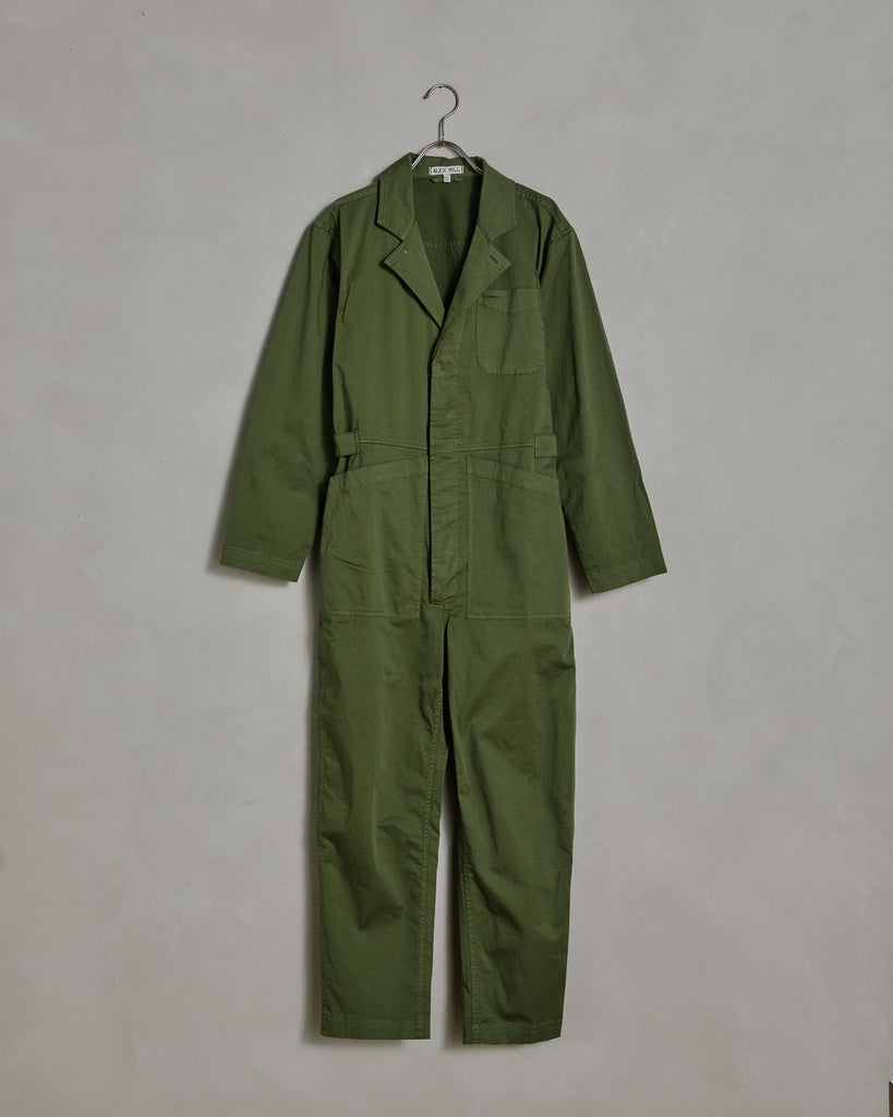 Standard Jumpsuit in Army Green