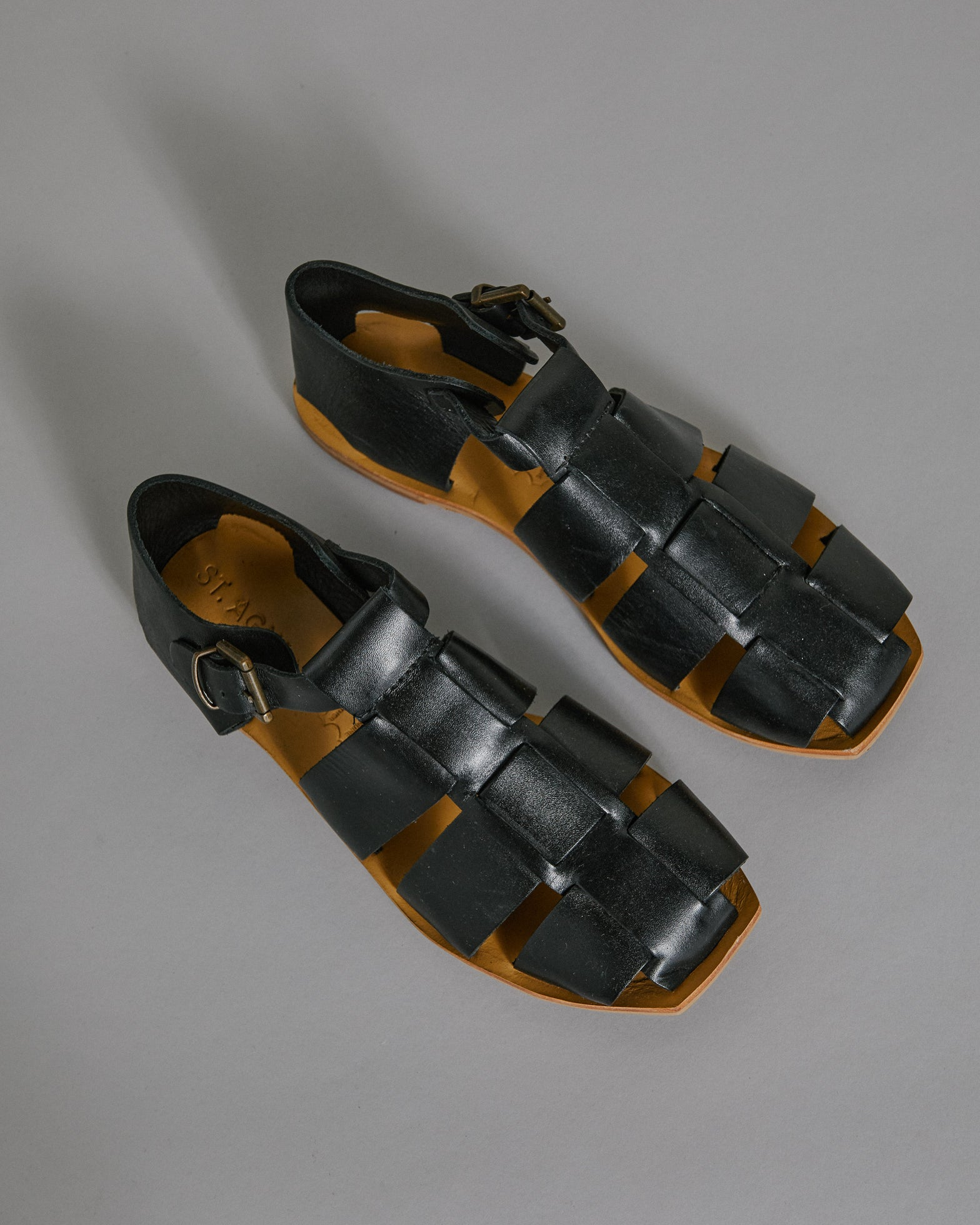 Kami Sandal in Black