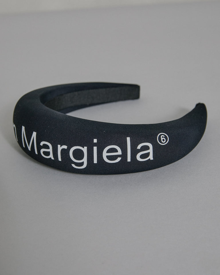 S12770 Headband in Black + White