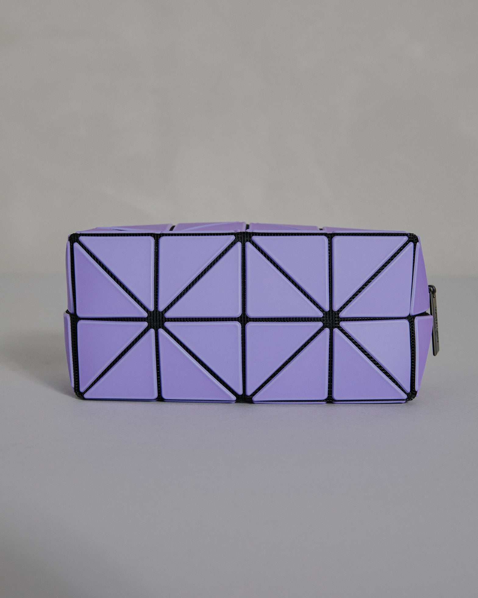 Box Pouch in Lucent Lilac