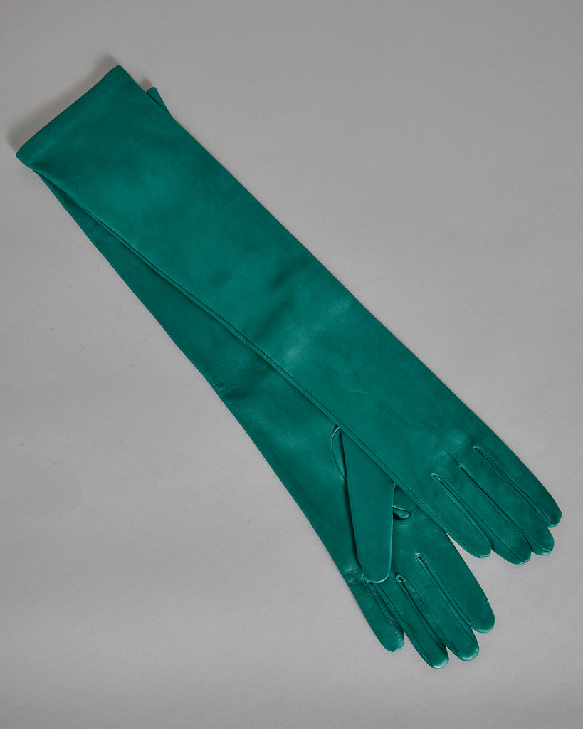 Gloves 202/102 in Green