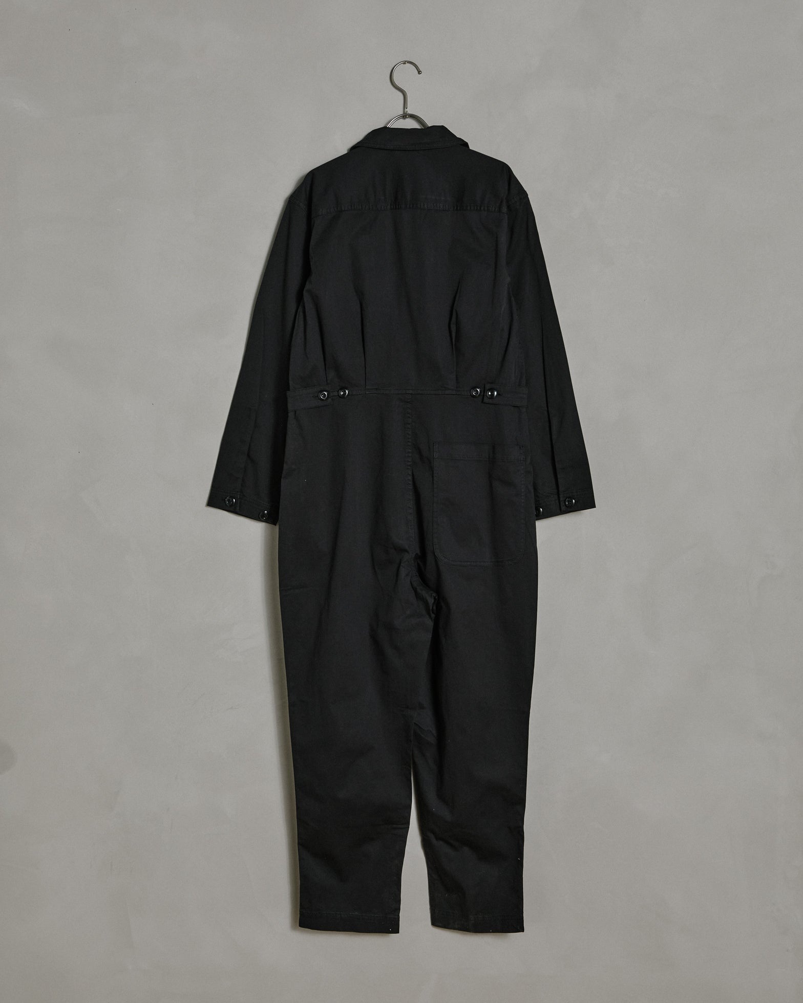 Standard Jumpsuit in Black