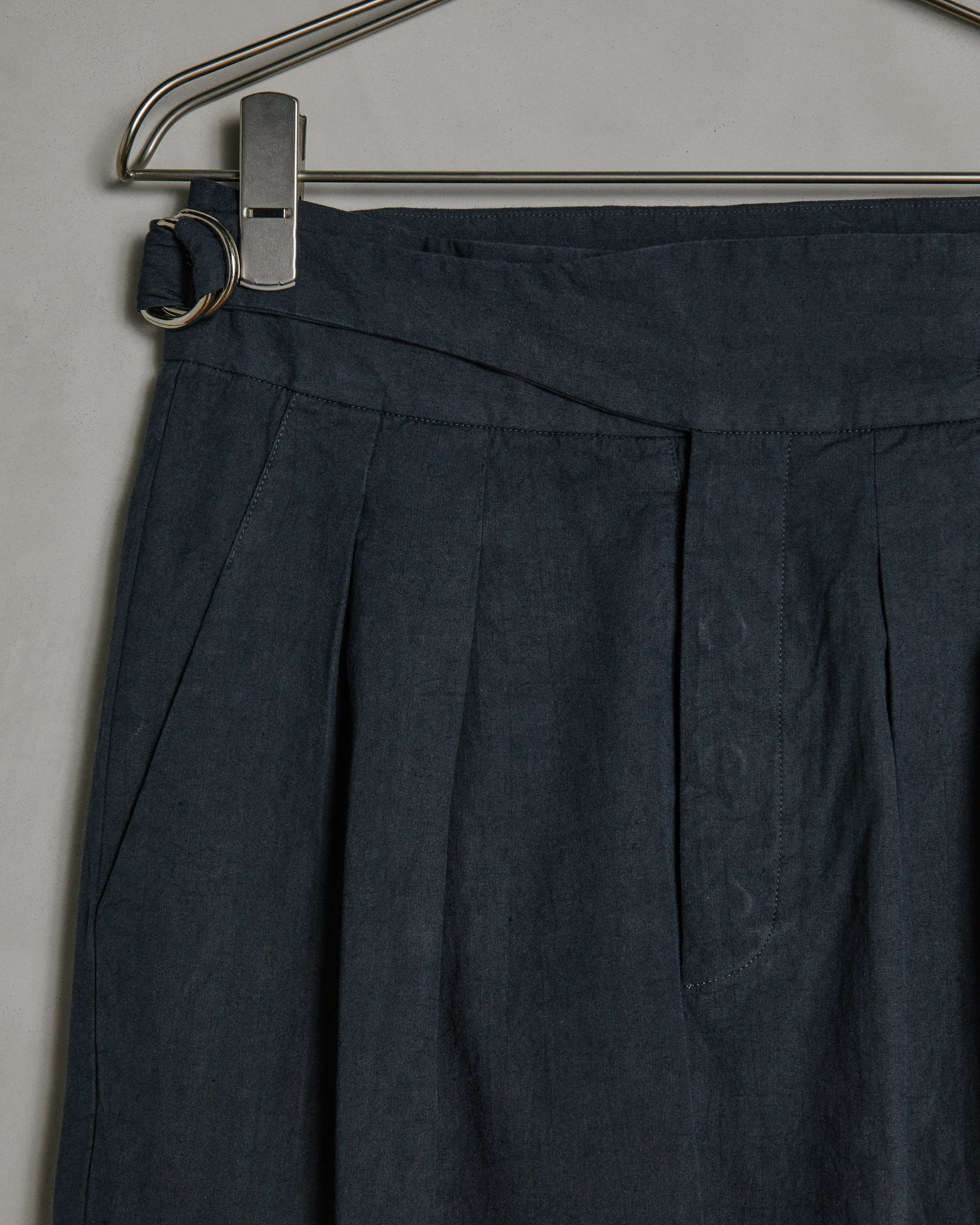 Nickie Pant in Charcoal