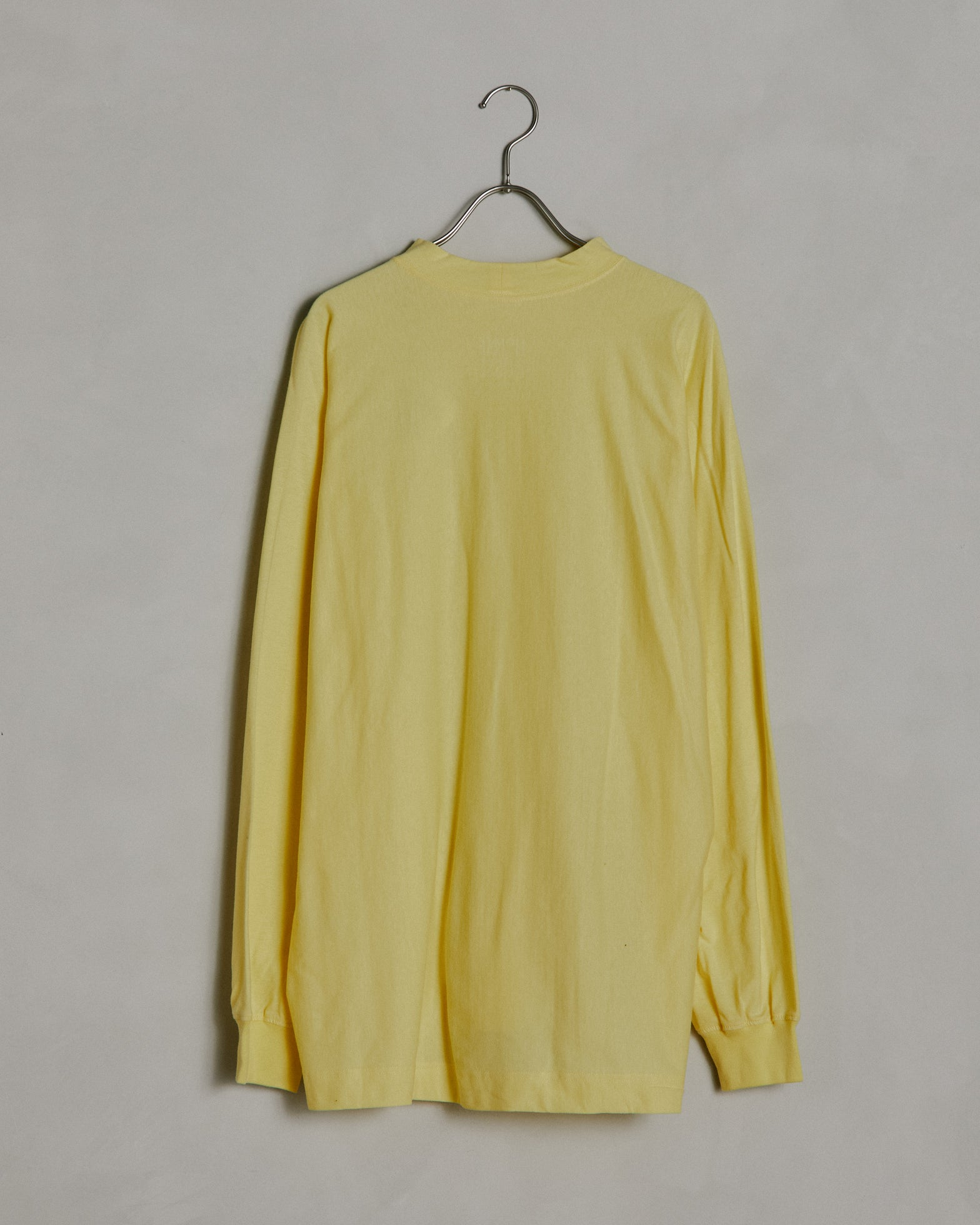 Release-T2 T-shirt in Yellow