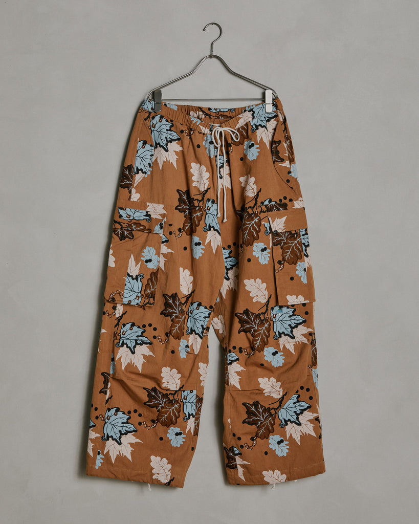 Peace Pants in Bark MFG Camo