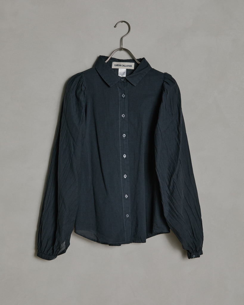 Alastair Shirt in Charcoal