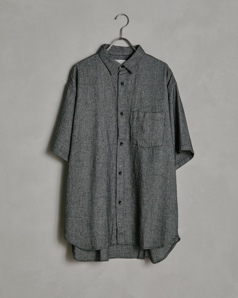Kato Shirt in Oru Black