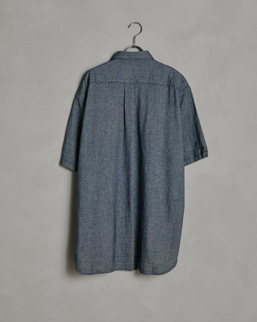 Kato Shirt in Oru Navy