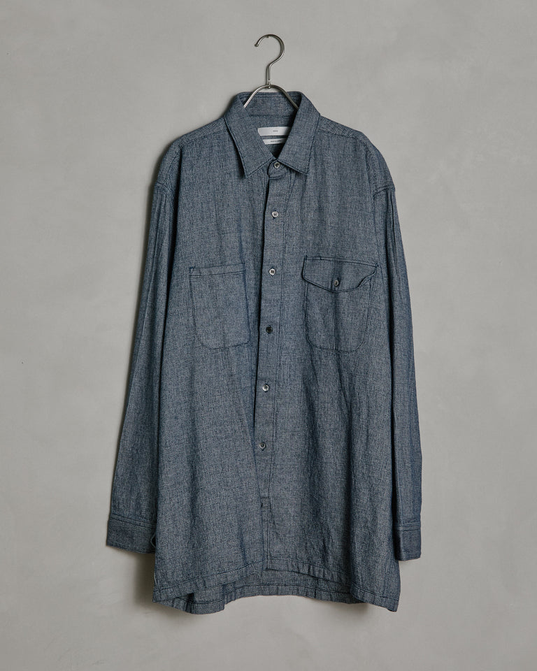Work Shirt in Oru Navy
