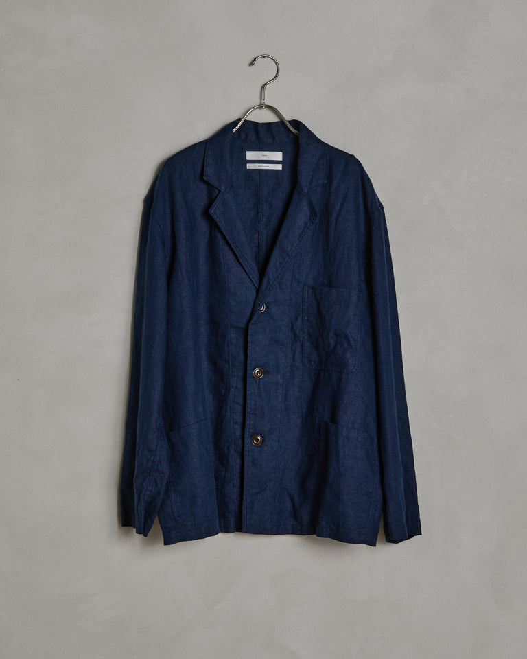 Studio Jacket in Navy