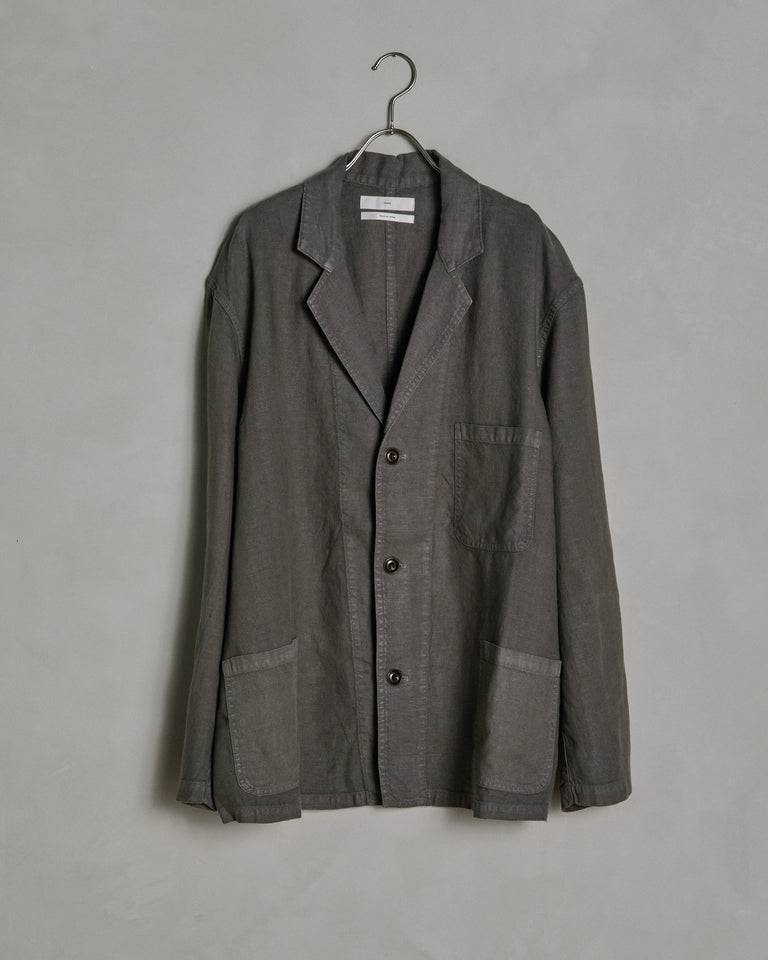 Studio Jacket in Slate