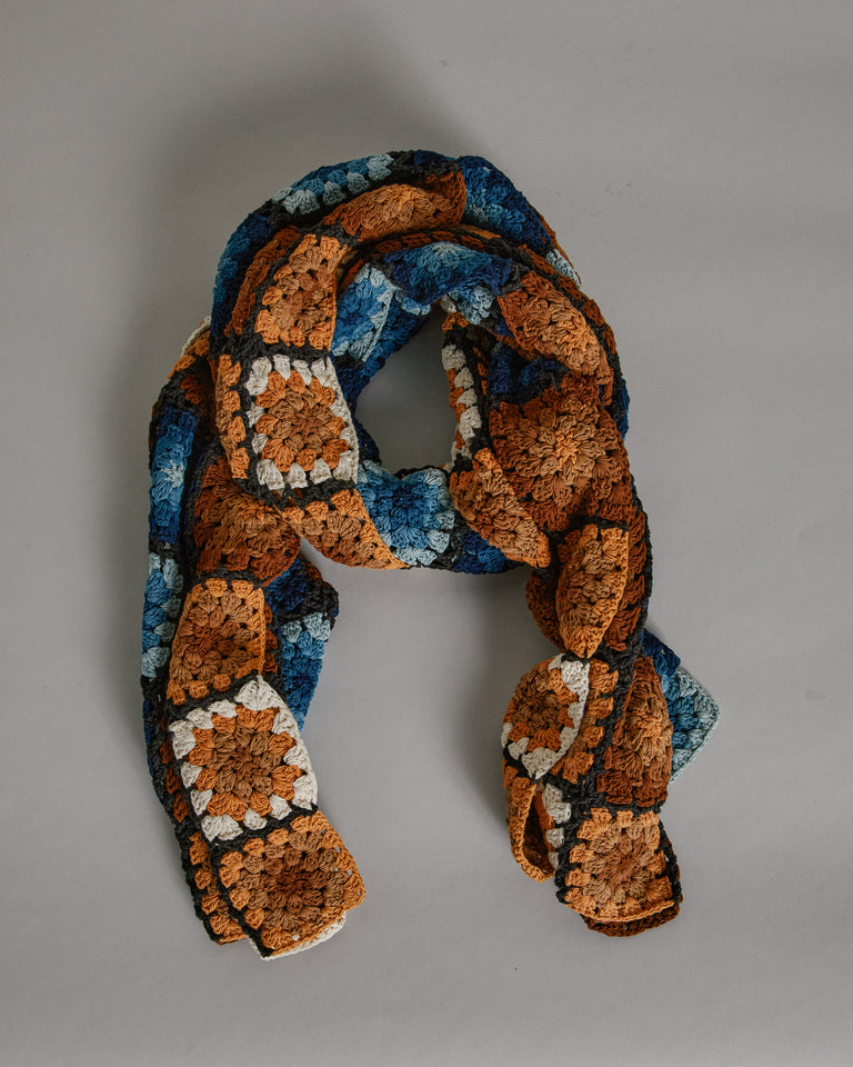 Peace Scarf XL in Natto