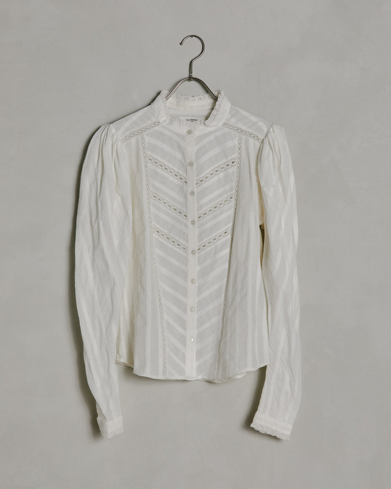 Reafi Top in White