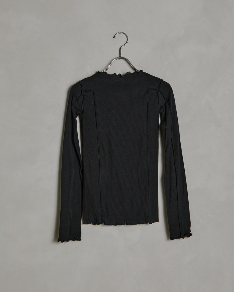 Omato Long Sleeve in Black