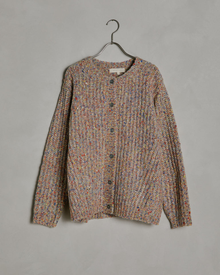 Molly Cardigan in Confetti