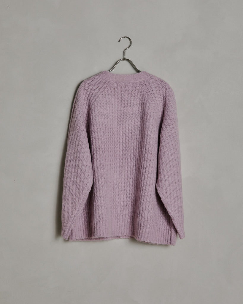 Darling Cardigan in Lilac
