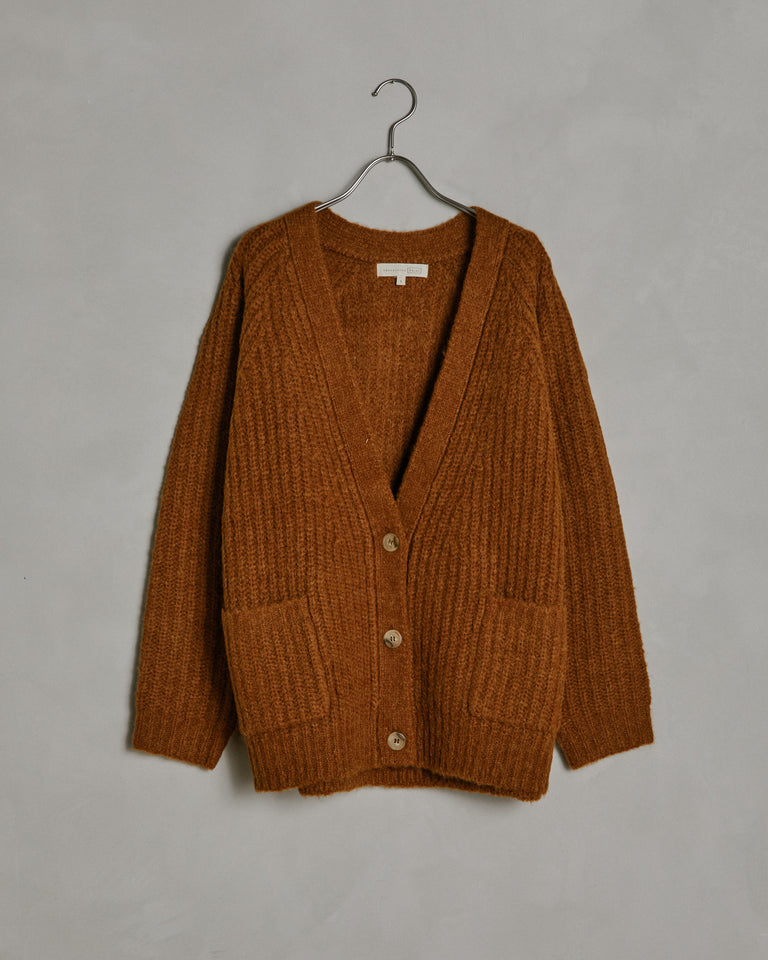 Darling Cardigan in Mink