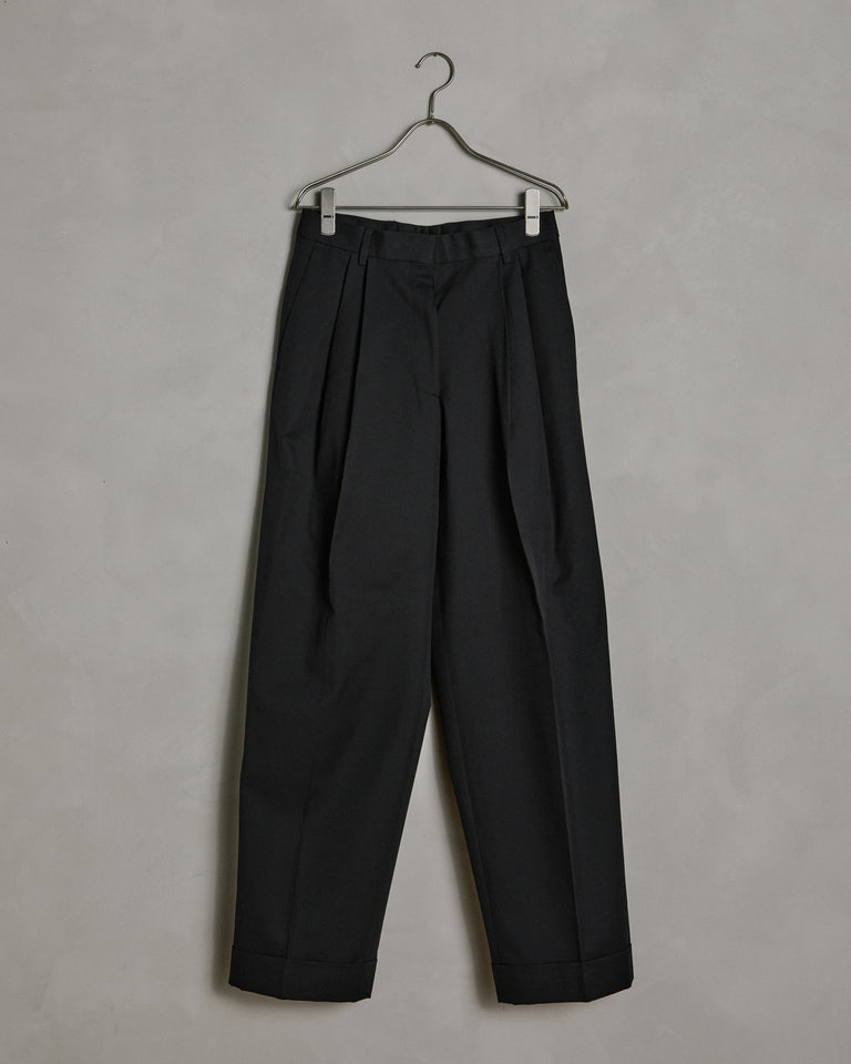 Partan 1285 Pants in Black