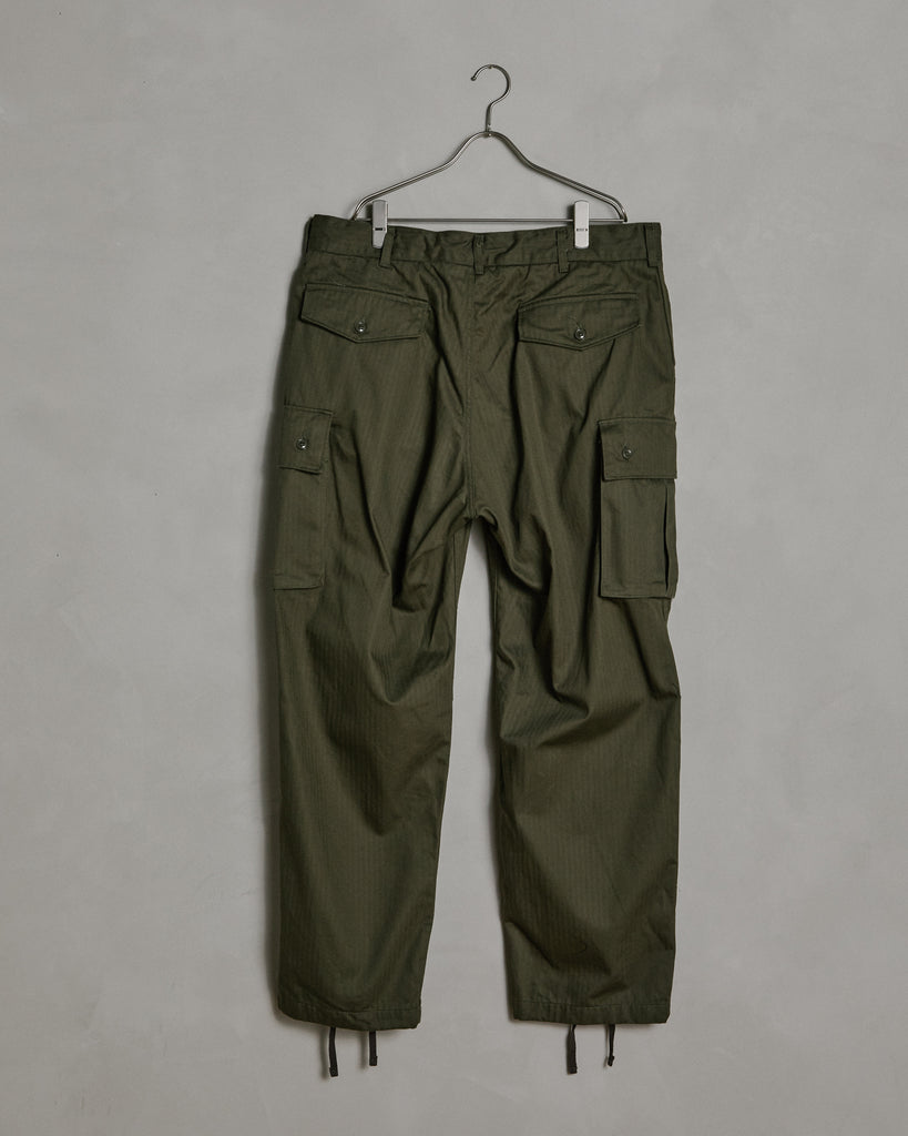 FA Pant in Olive
