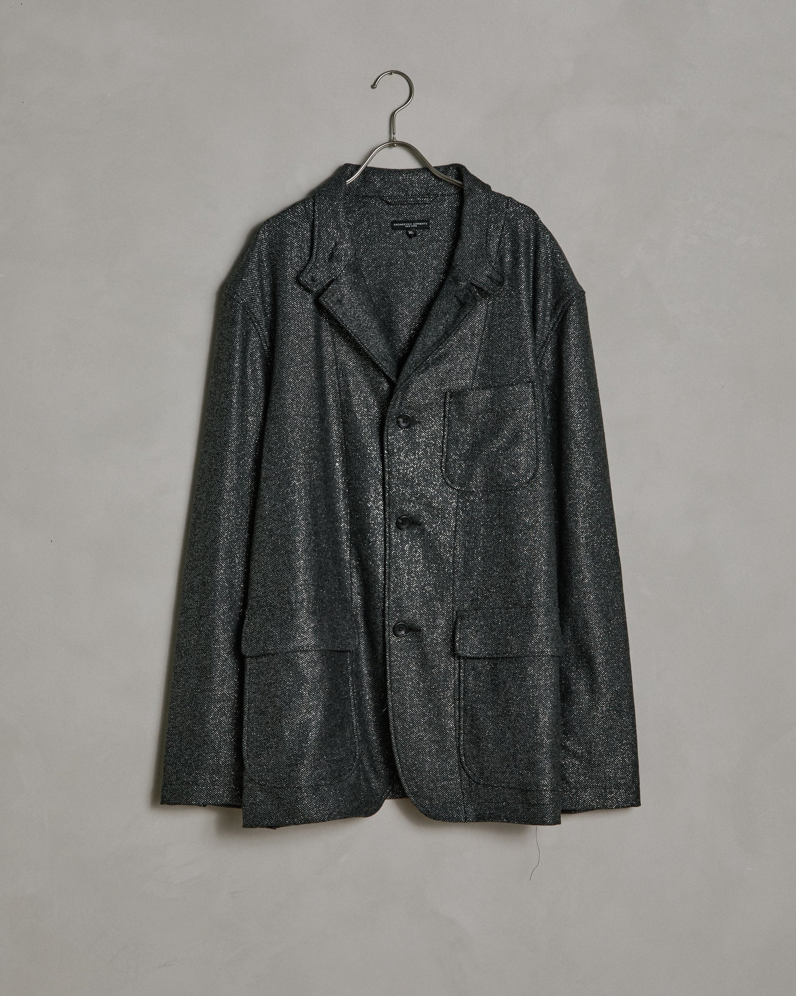 Loiter Jacket in Grey