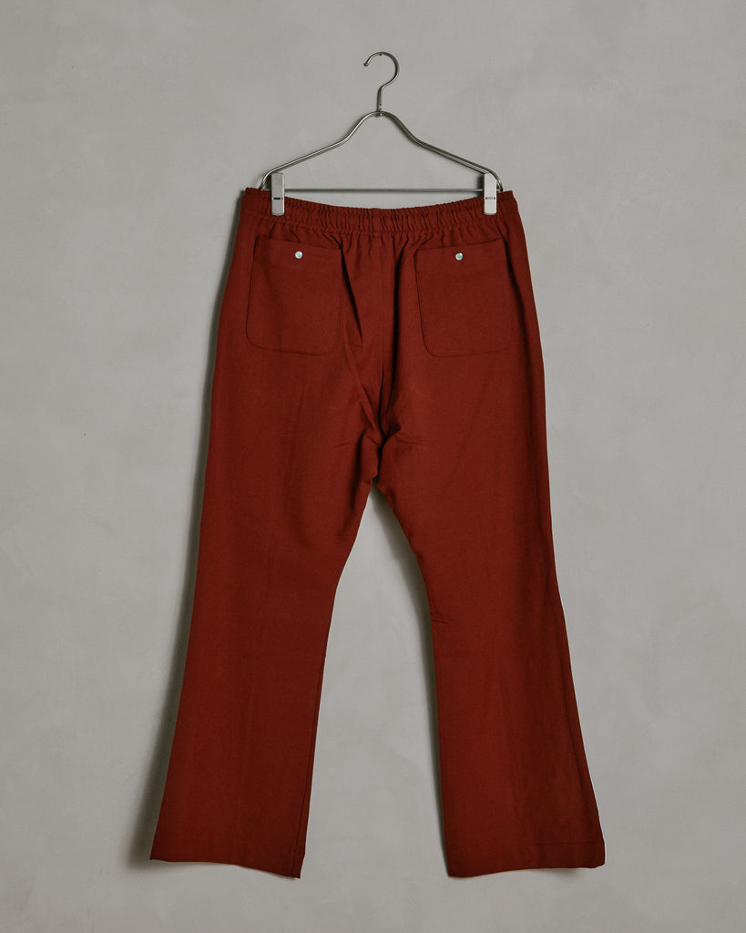 Piping Cowboy Pant in Brick