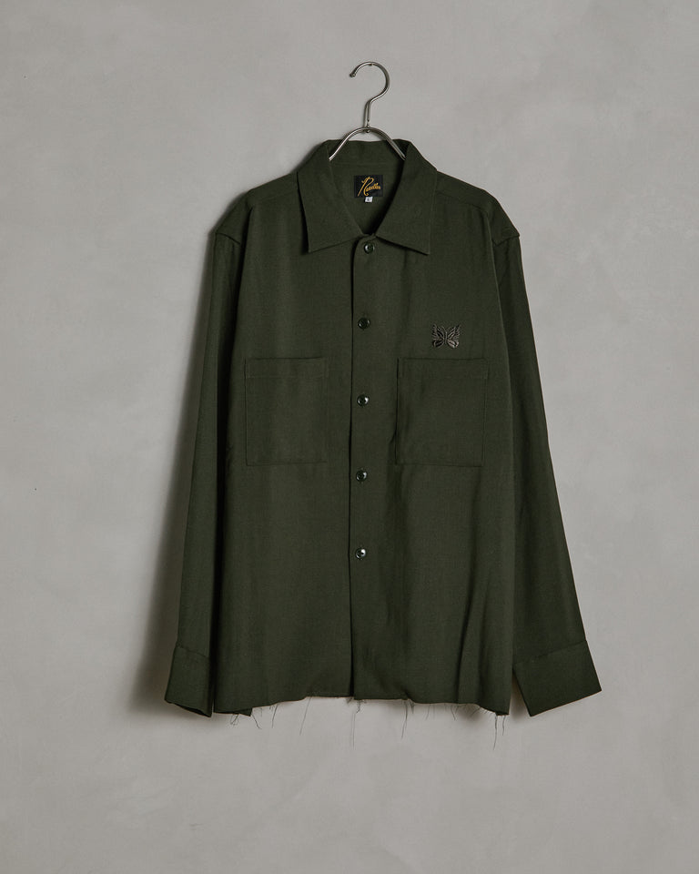C.O.B. One-Up Shirt in Olive