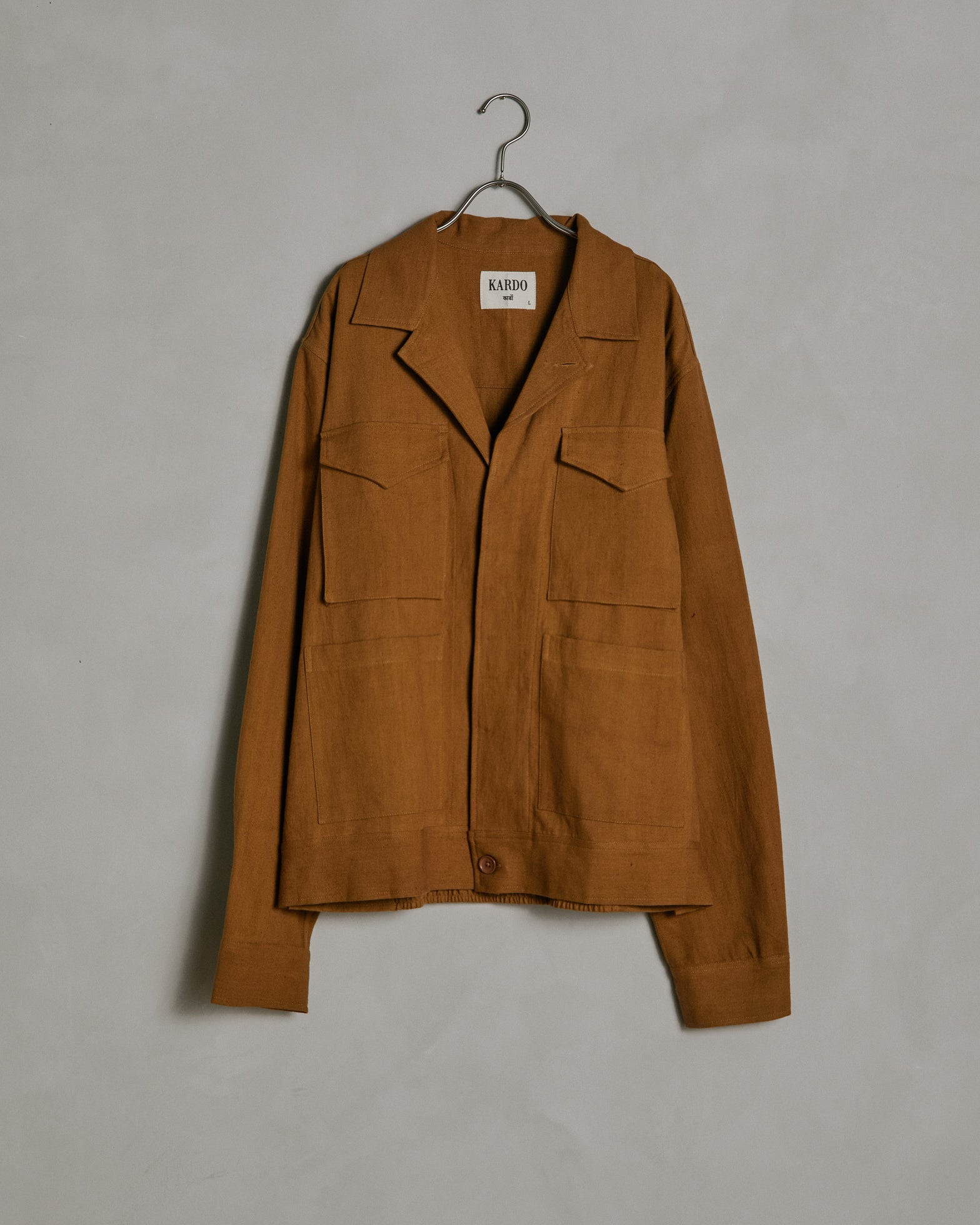 Stephane Shirt in Camel
