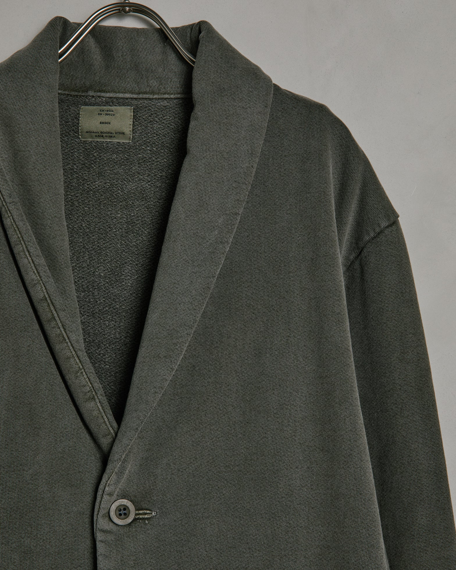 Hakone Cardigan in Olive