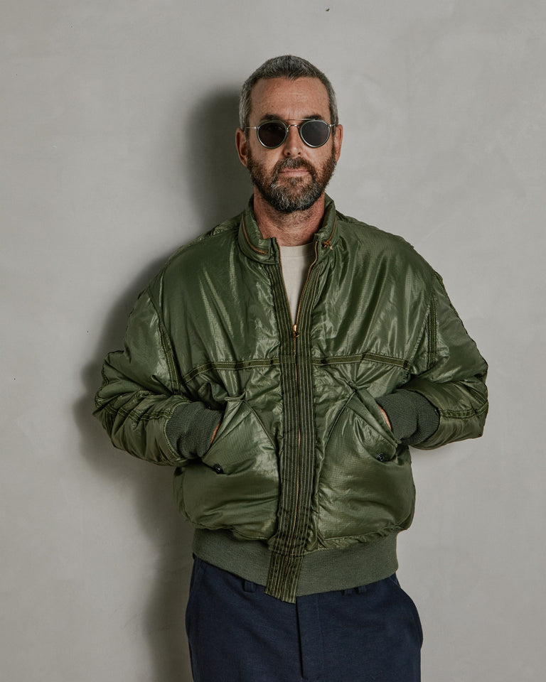 CWG Blouson in Army Nylon
