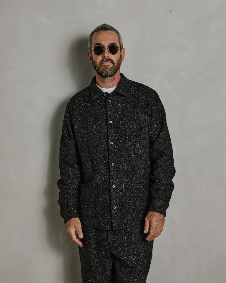 BD Overshirt in Black