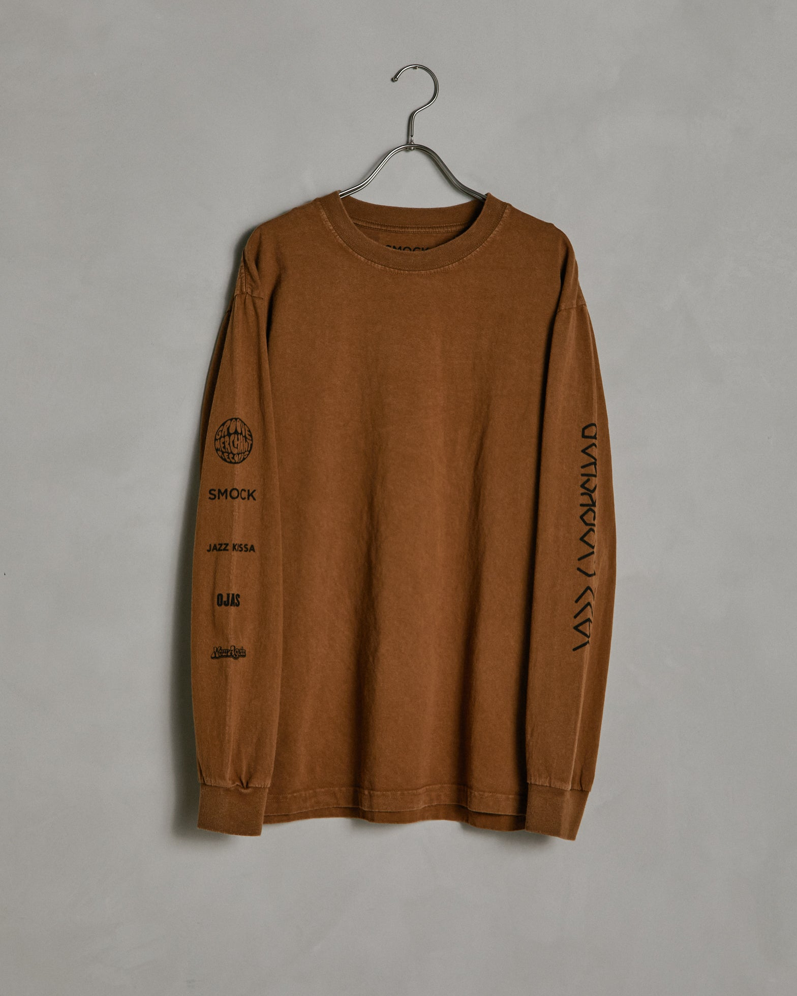 Piano Tee in Sienna