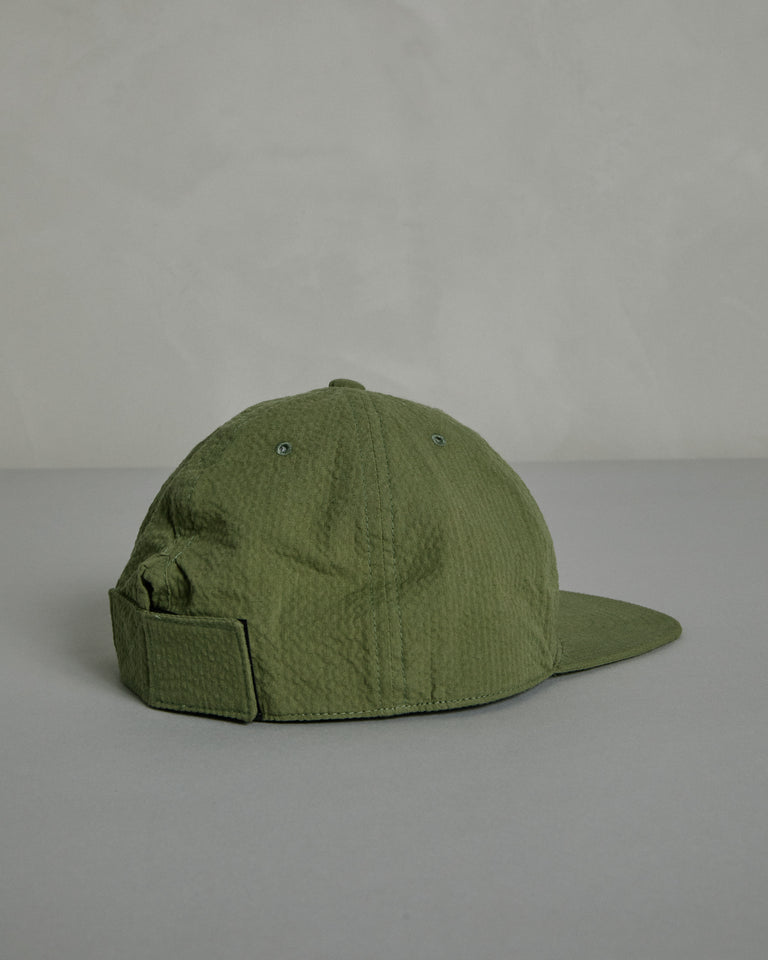 SMOCK Jazz Workshop Cap in Meadow