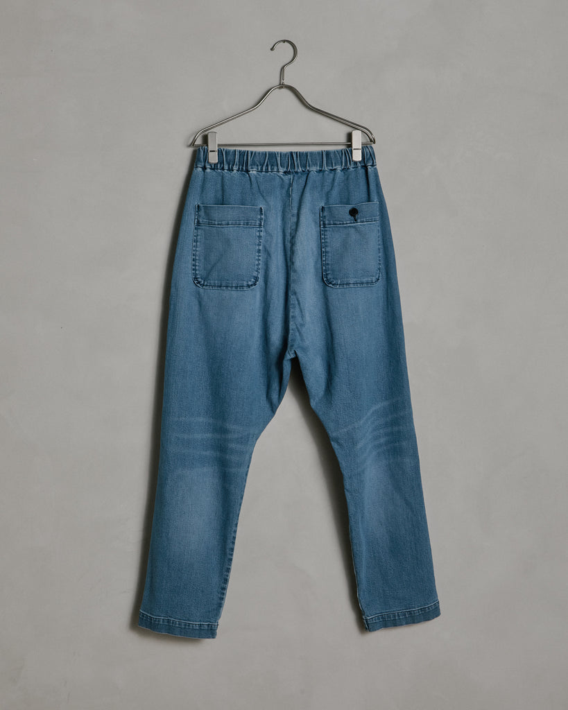 Denim Yoyogi in Indigo