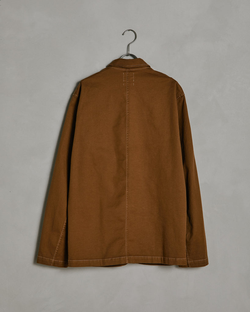 Hunter Jacket in Sienna