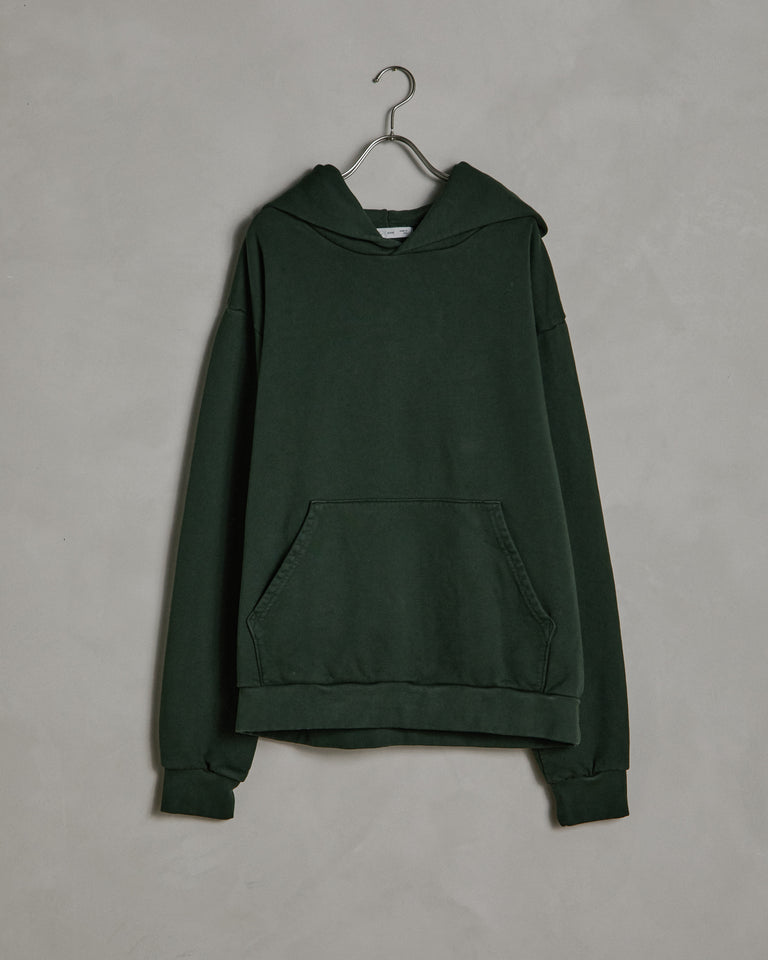 Oversized Hoodie in Forest