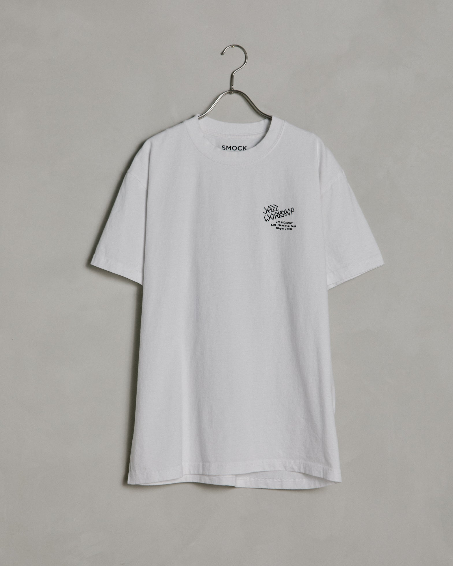 Sunday Matinee Tee in White