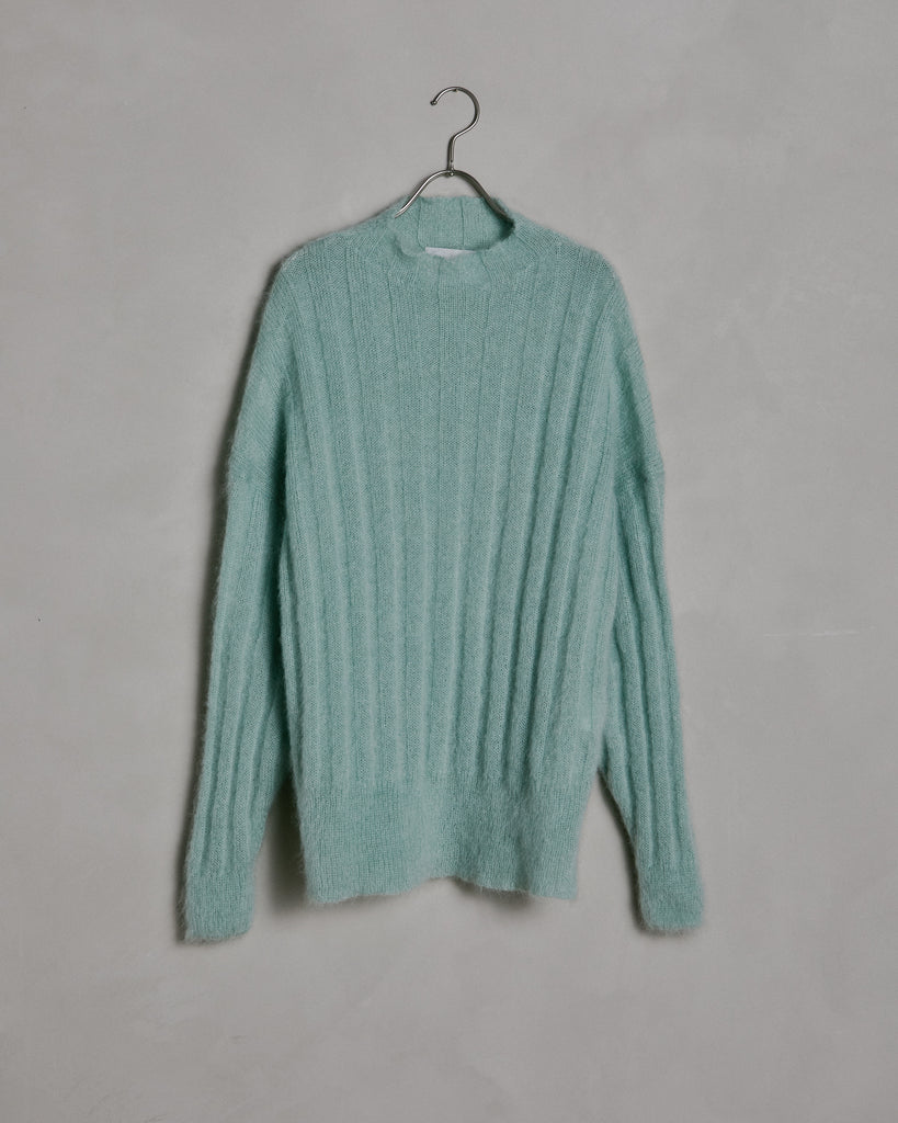 Makura Sweater in Mint