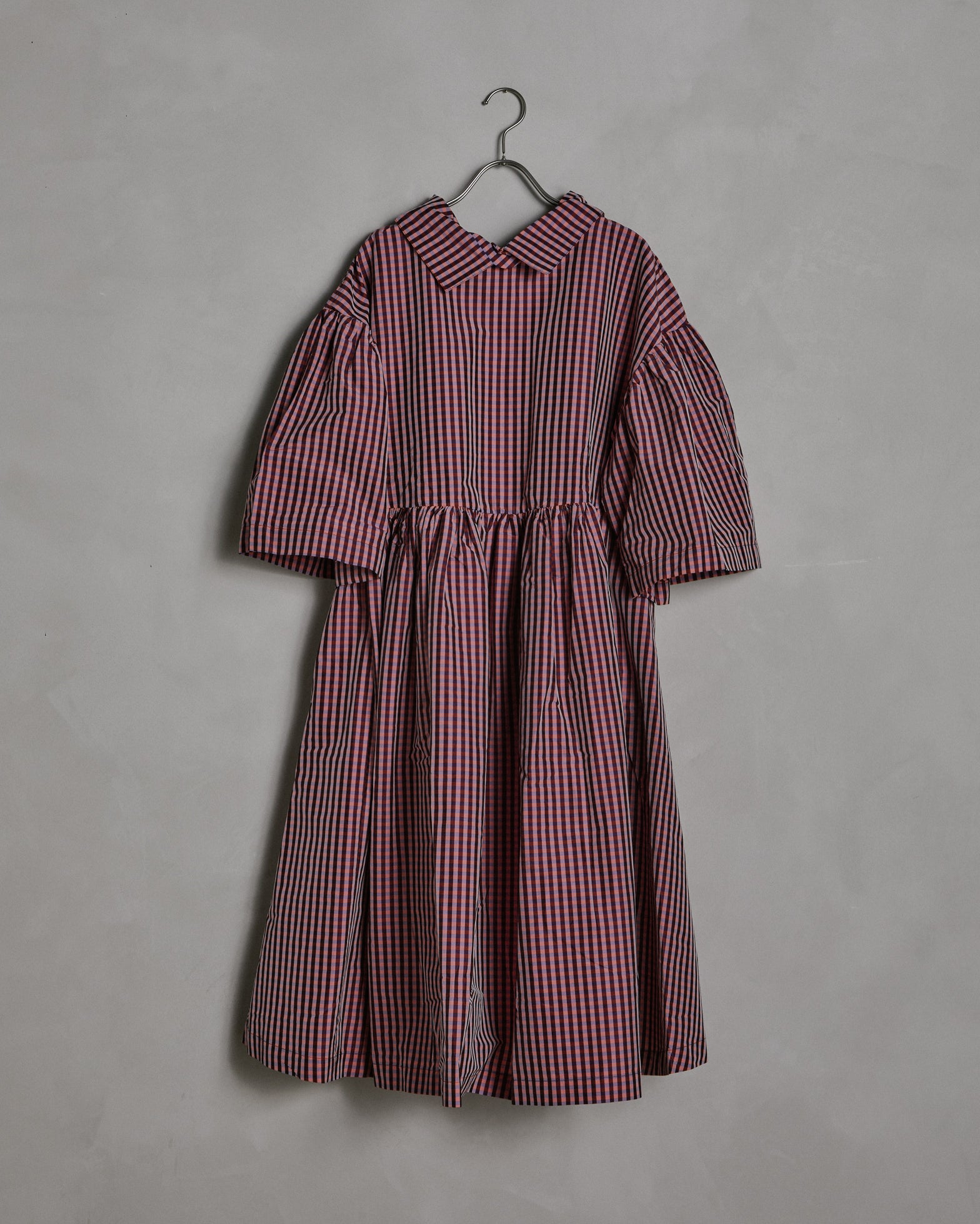 Balsam Dress in Rose Tiles