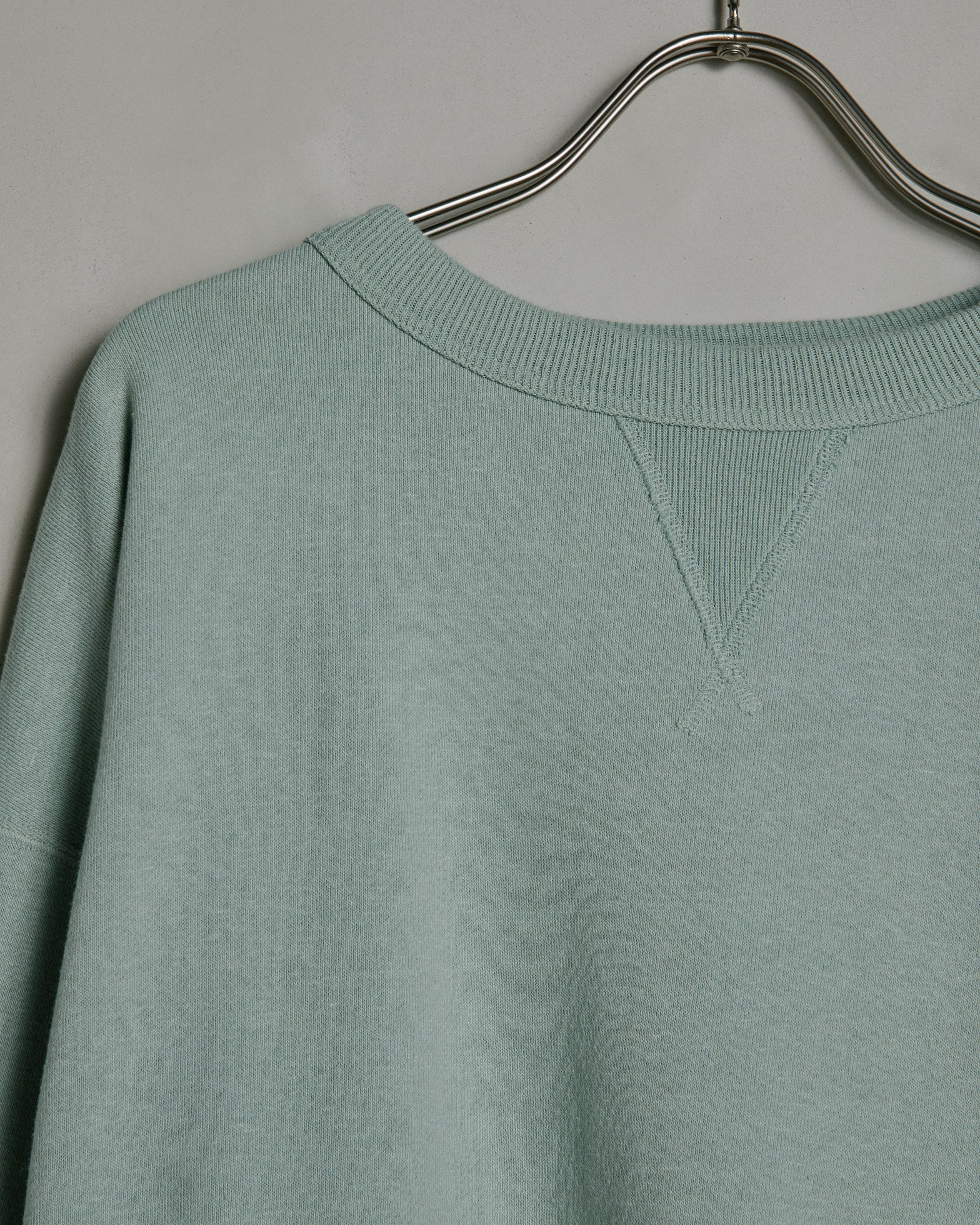 Laniakea Crew Neck Sweat in Sage